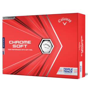 Chrome Soft TRIPLE TRACK